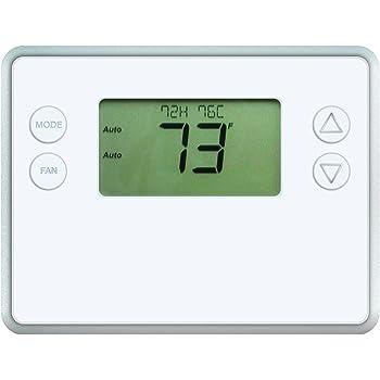 GoControl Z-Wave Battery-Powered Smart Thermostat (Renewed)