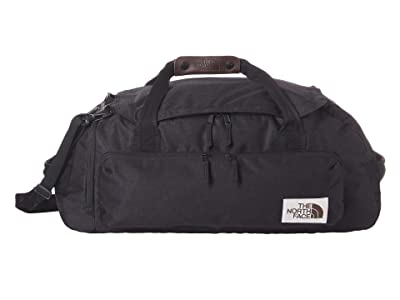 The North Face Berkeley Duffel Medium (TNF Black Heather) Duffel Bags