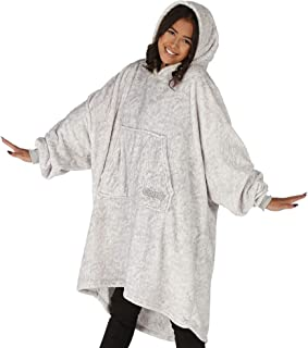THE COMFY Dream   Oversized Light Microfiber Wearable Blanket, One Size Fits All, Shark Tank