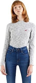 Levi's Crew Rib Sweater Felpa Donna
