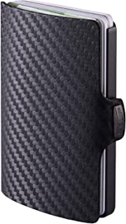 I-CLIP Original Black Carbon Black, Cartera, Billetera, Monedero