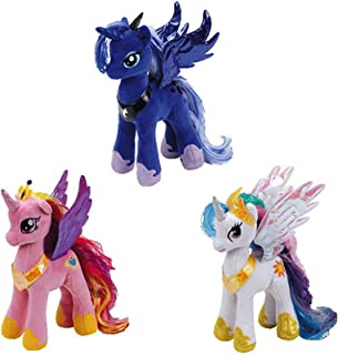 My Little Pony Ty Princess Celestia, Cadance, and Luna Set