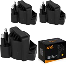 3Pcs Ignition Coil Pack Replacement for Buick Cadillac Chevrolet Oldsmobile PontiacC849 DR39