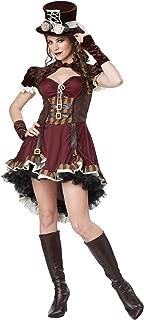 Women's Steampunk Girl Costume