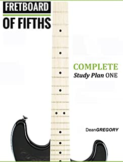 FRETBOARD of FIFTHS:  COMPLETE Study Plan ONE: Blues, Rock, & Jazz Combined Study Plans