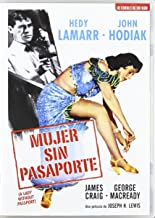 Mujer Sin Pasaporte (A Lady Without Passport) [DVD]
