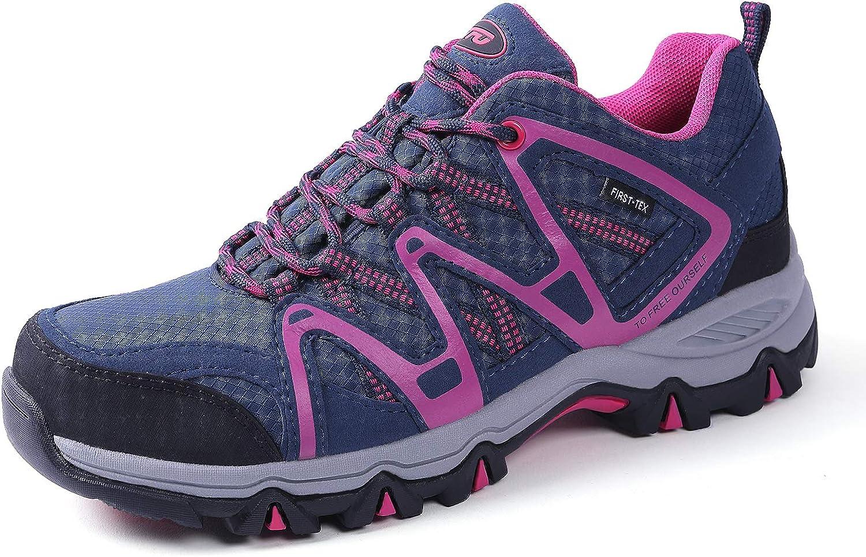 TFO Women's Lightweight Breathable Gorgeous Elegant Shoe Hiking Non-Slip Running