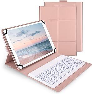 Bluetooth Backlit Keyboard Case for 9