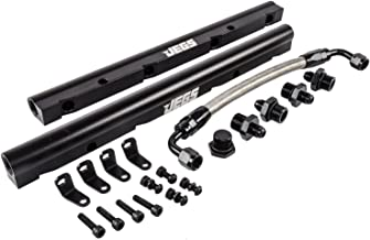 JEGS Performance Products 14400 Fuel Rails LS1 LS2 LS3 LS6 & L99 Factory Intakes
