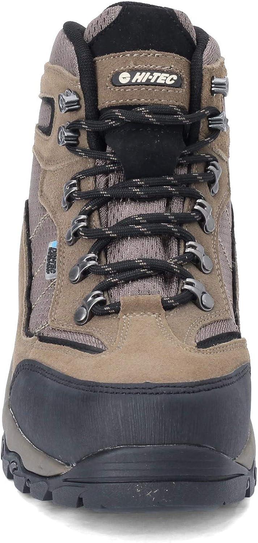HI-TEC Mens New 2018 Skamania Mid Waterproof Hiking Boot