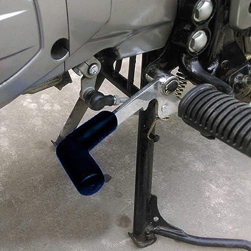 Generic Rubber Shift Sock Shoe Protection (Black)