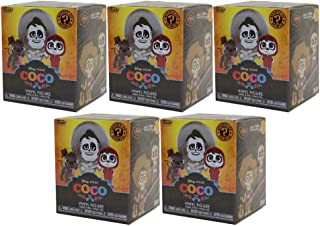 Funko Mystery Minis Vinyl Figures - Disney/Pixar's Coco - BLIND BOXES (5 Pack Lot)