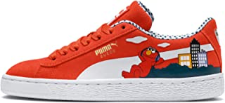 Puma Unisex-Baby Sesame Str 50 Suede Ps Leather Sneakers