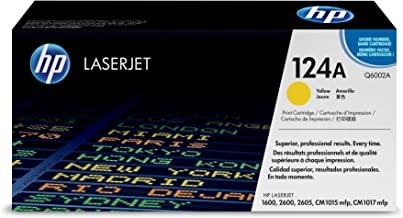 HP Color LaserJet Q6002A Yellow Toner Cartridge (Q6002A)