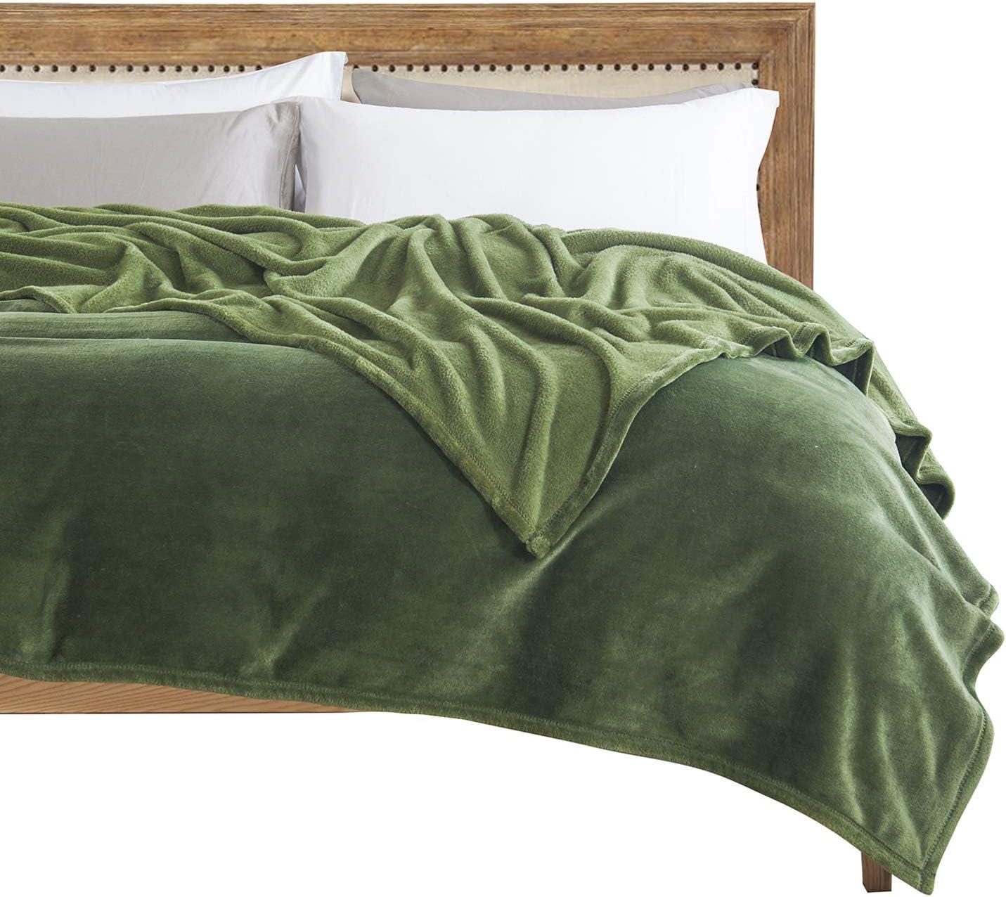 Bargain Ponvunory Large Flannel Fleece Plush Special price Blanket 50