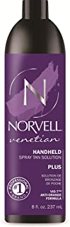 Norvell Premium Sunless Tanning Solution – Venetian Plus, 8 Fl Oz