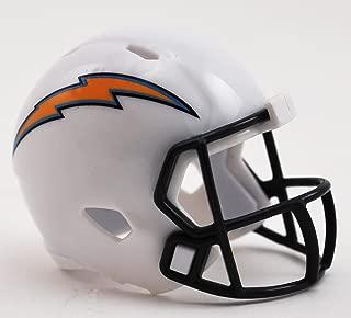 SAN DIEGO CHARGERS NFL Cupcake / Cake Topper Mini Football Helmet