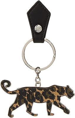 Vivienne Westwood - Leopard Keyring