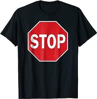 Best stop sign t-shirt Reviews