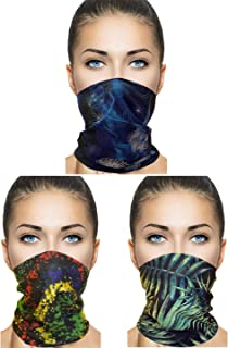Washable face mask reusable for high protection cloth mask bandana for outdoors and sports for men women kids fabric mask ...
