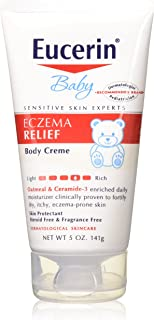 eucerin baby eczema relief instant therapy creme