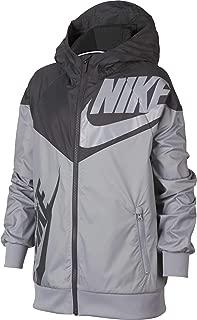 Nike Boy's Sportswear Graphic Windrunner Jacket