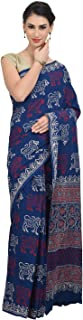 THE WEAVE TRAVELLER cotton with blouse piece Saree