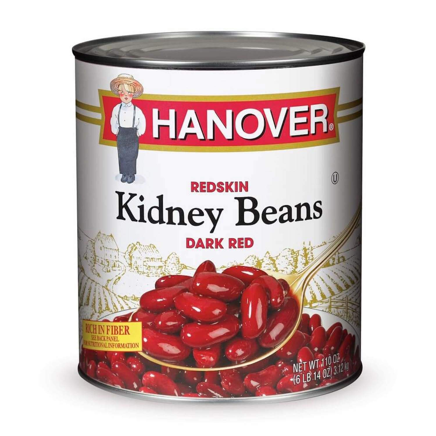 Cheap mail order specialty store Hanover Red Kidney Beans 110 pack oz. A1 3 low-pricing of