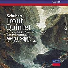 Schubert: Pno Qnt D.667 (Trout) / 6 Moments Musicaux