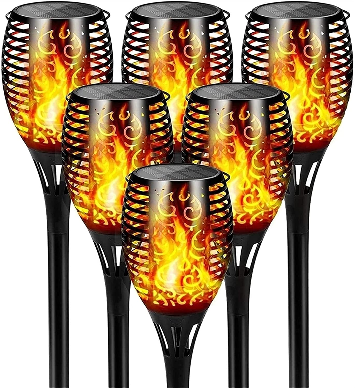 SKYWPOJU Garden Torches Solar Light Lowest Special price price challenge Torch Fla