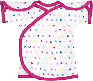 Perfectly Preemie Boys & Girls Short Sleeve NIC-IV Shirt - NICU Friendly