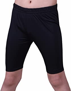 Henri maurice Kids Compression Shorts Underwear Youth Boys Spandex Base Layer Bottom Pants FK