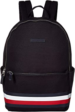 Stephan Corporate Stripe Canvas Backpack