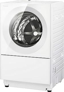 パナソニック ななめドラム洗濯乾燥機 Cuble(キューブル) 7kg 左開き マットホワイト NA-VG740L-W
