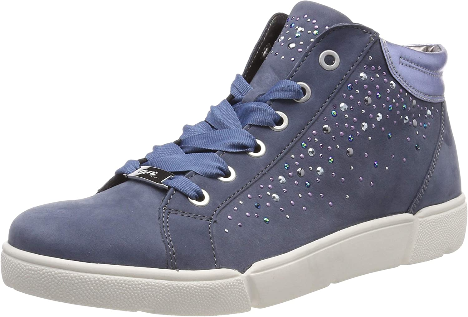 ARA Women's ROM 1214414 Hi-Top Trainers