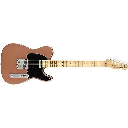 Fender American Performer Telecaster Electric Guitar (Penny, Maple Fingerboard)