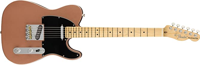 Fender American Performer Telecaster Electric Guitar (Penny, Maple Fingerboard)
