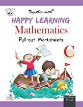Happy Learning Pullout Worksheets Mathematics C for UKG
