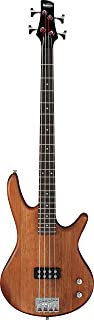 Ibanez 4 String Bass Guitar, Right Handed, Mahogany Oil (GSR100EXMOL)