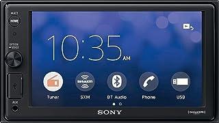 "Sony XAVAX1000 6.2"" (15.7 cm) Apple CarPlay Media Receiver with Bluetooth"