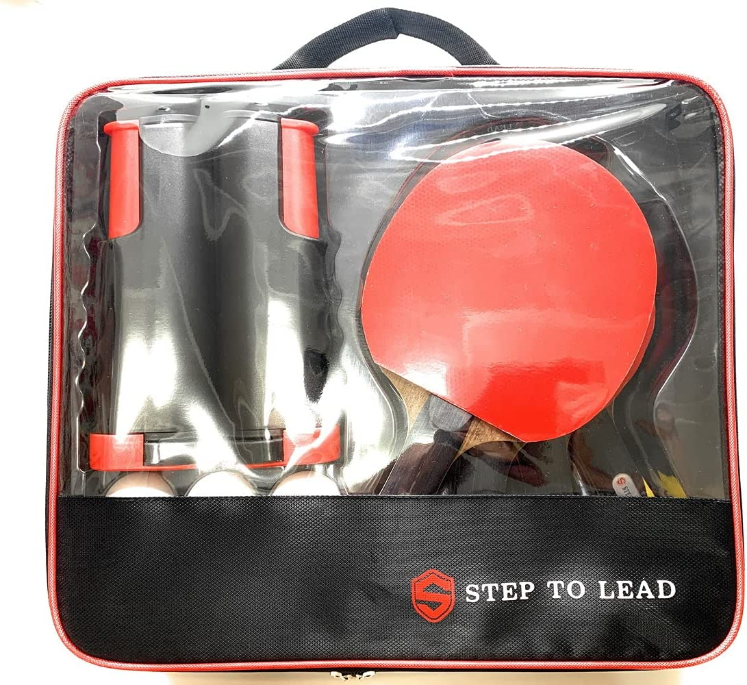STEP TO LEAD Table Tennis Sets New popularity Max 76% OFF