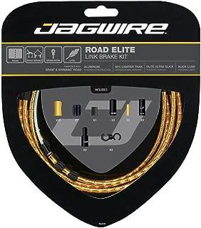 Jagwire Road Elite Link Brake Cable Kit Ultra-Slick SRAM/Shimano Gold