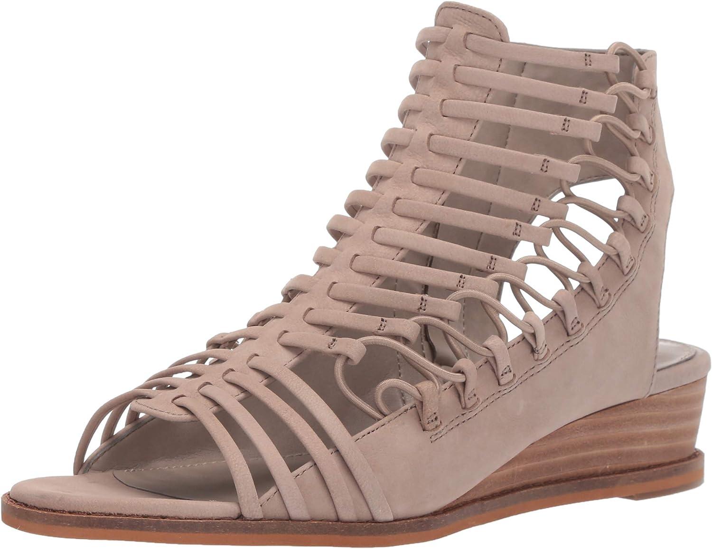 Vince Camuto Womens Romera Wedge Sandal