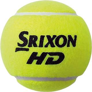 SRIXON(スリクソン) プレッシャーライズド テニスボール スリクソンHD (4ヶ入り) SRXHD4TIN