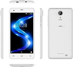 CELLALLURE Cool S 2 Factory Unlocked Phone - White (International Warranty)