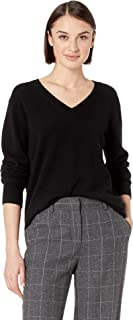 Vince Women's Weekend V Neck Cashmere Sweater