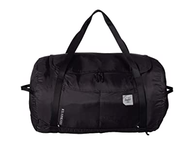 Herschel Supply Co. Ultralight Duffel (Black) Duffel Bags