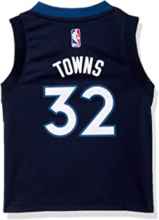 16-18 Multi Youth X-Large NBA Minnesota Timberwolves-Karl-Anthony Towns Youth Outerstuff Player Swingman Jersey-Road