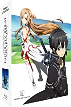Sword Art Online- Arc 1 (SAO) - Edition Collector Limitée - Combo [Blu-ray] + DVD [Édition Collector Blu-ray + DVD]