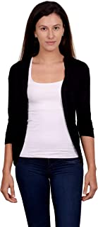 CETC BJ Viscose Women's Shrug - 7 Colours 5 Sizes